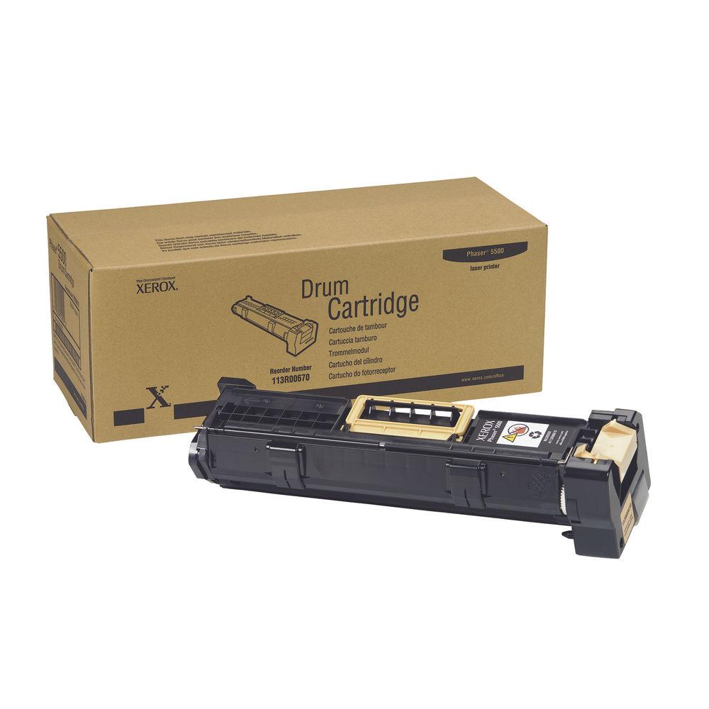 Xerox Phaser 5500/5550 Drum Cartridge 113R00670