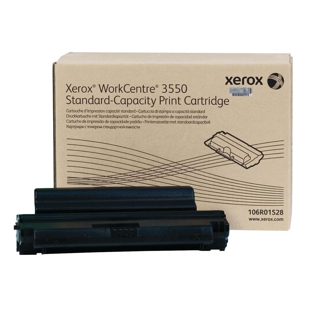 Xerox WorkCentre 3550 Black Toner Cartridge 106R01528