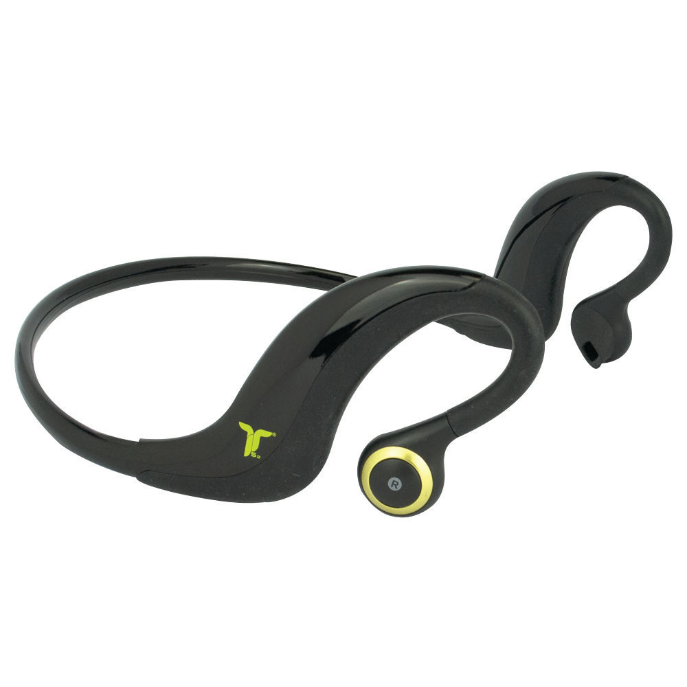 IT7S2 Bluetooth Sport Earphones In Black