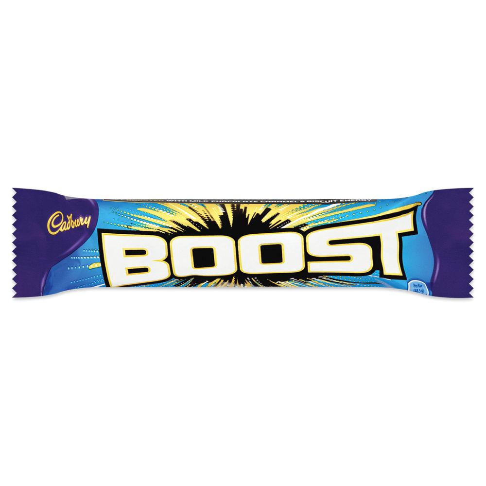 Cadbury 48.5g Boost Bars, Pack of 48 | 100129