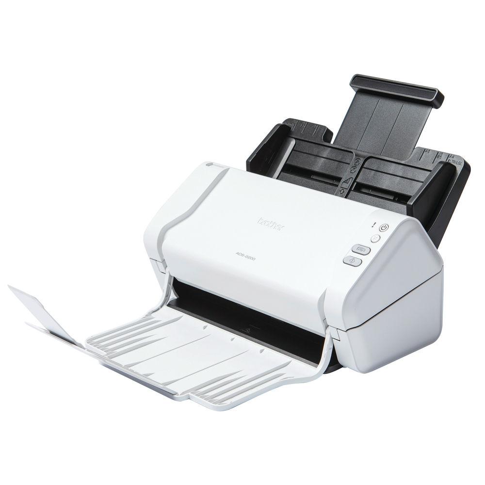 Brother ADS-2200 Desktop Scanner ADS2200ZU1