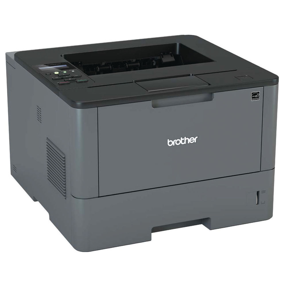Brother Mono HL-L5200DW Grey Laser Printer - HL-L5200DW