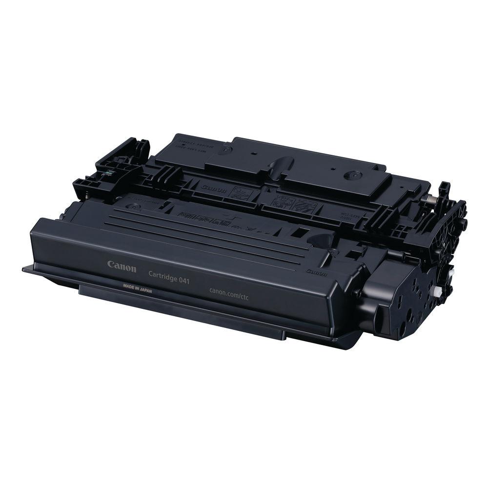 Canon 041BK Black Laser Toner Cartridge 0452C002