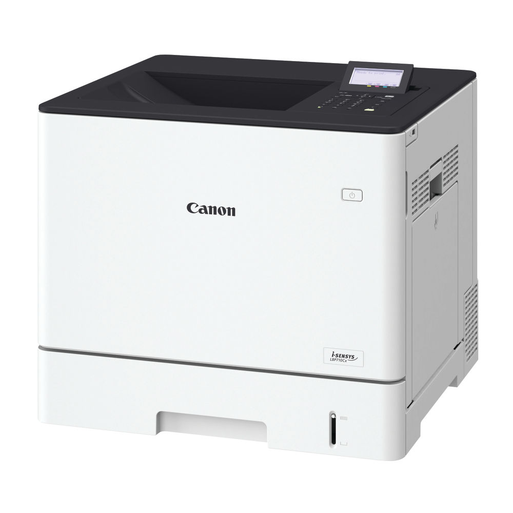Canon iSENSYS LBP710CX Colour A4 Laser Printer - 0656C009