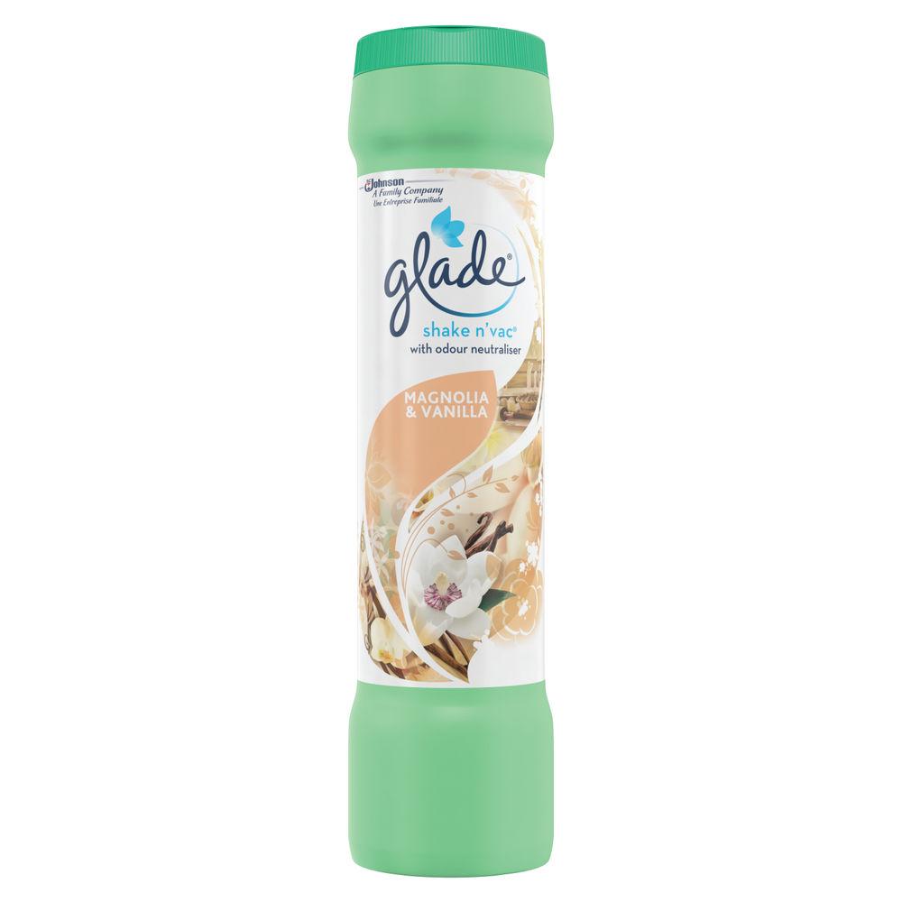 Glade 500g Shake n' Vac Carpet Freshener Powder - 683254