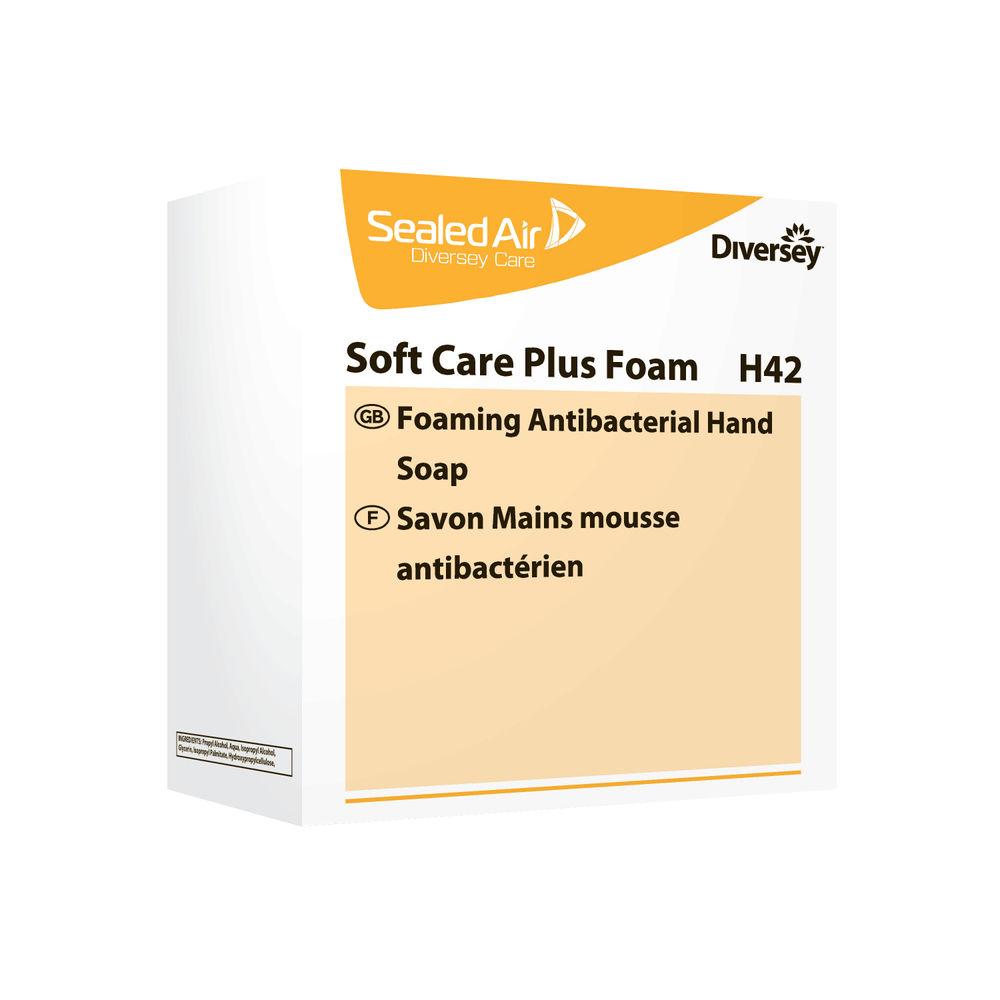 Diversey Soft Care Plus Foam H42 Hand Soap - 100908971