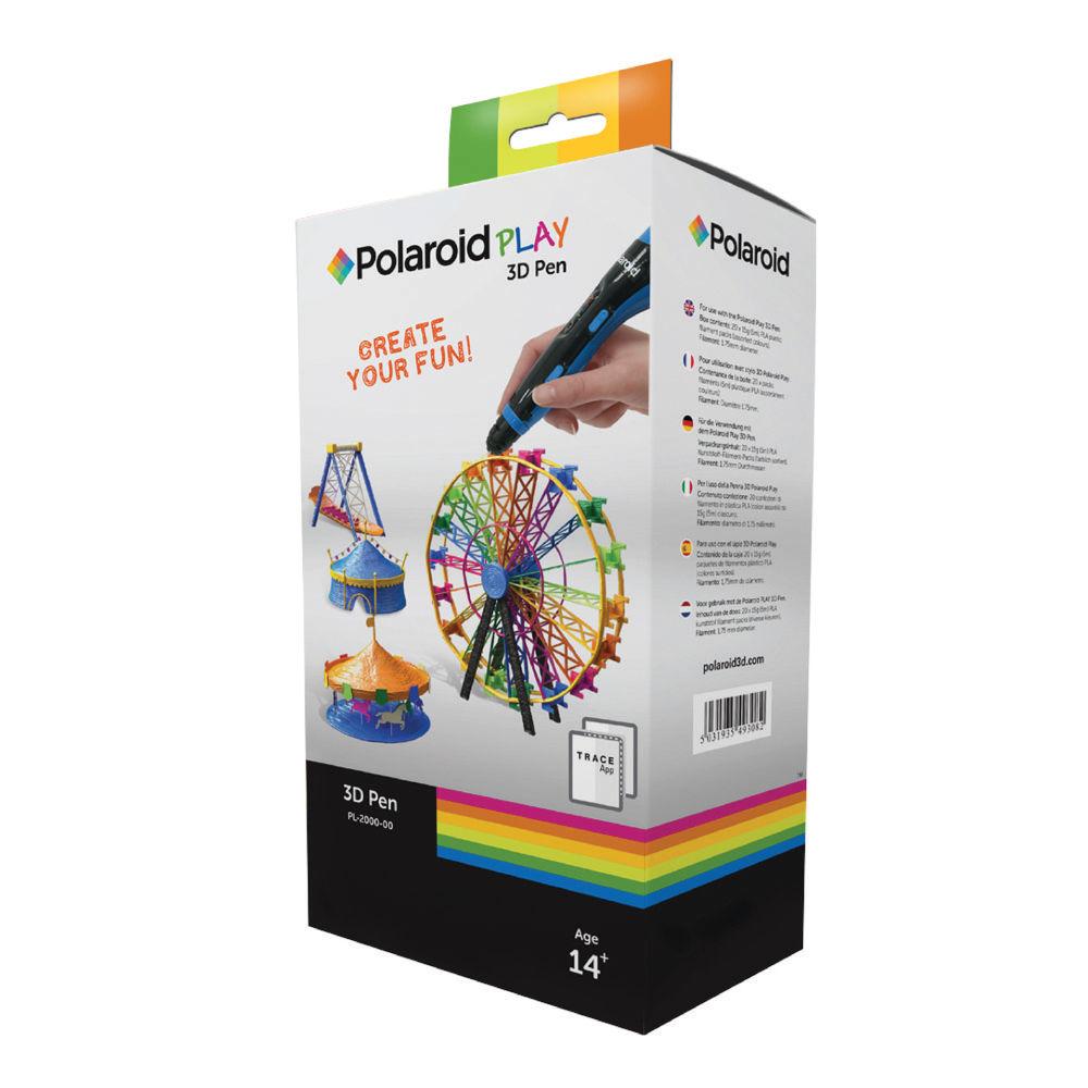 Polaroid Play 3D Pen - 3D-FP-PL-2000-00
