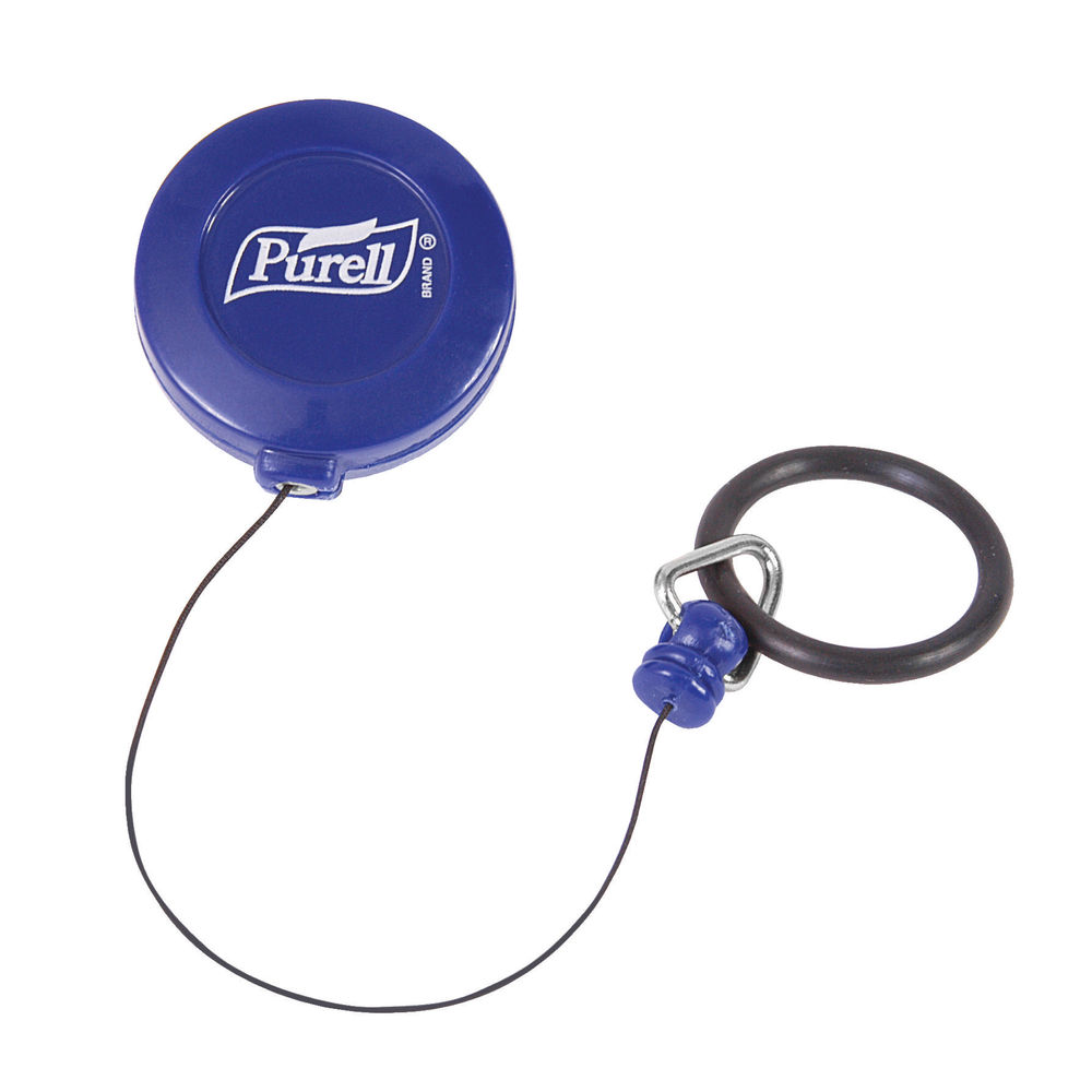 Purell PERSONAL Gear Retractable Clip, Pack of 24 - 9608-24