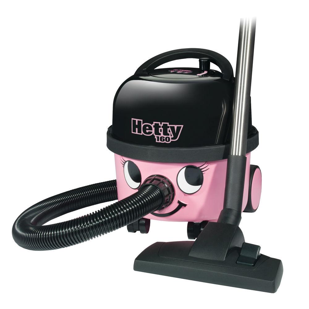 Numatic Pink Hetty Compact Vacuum Cleaner HET160-11 – HET200-22