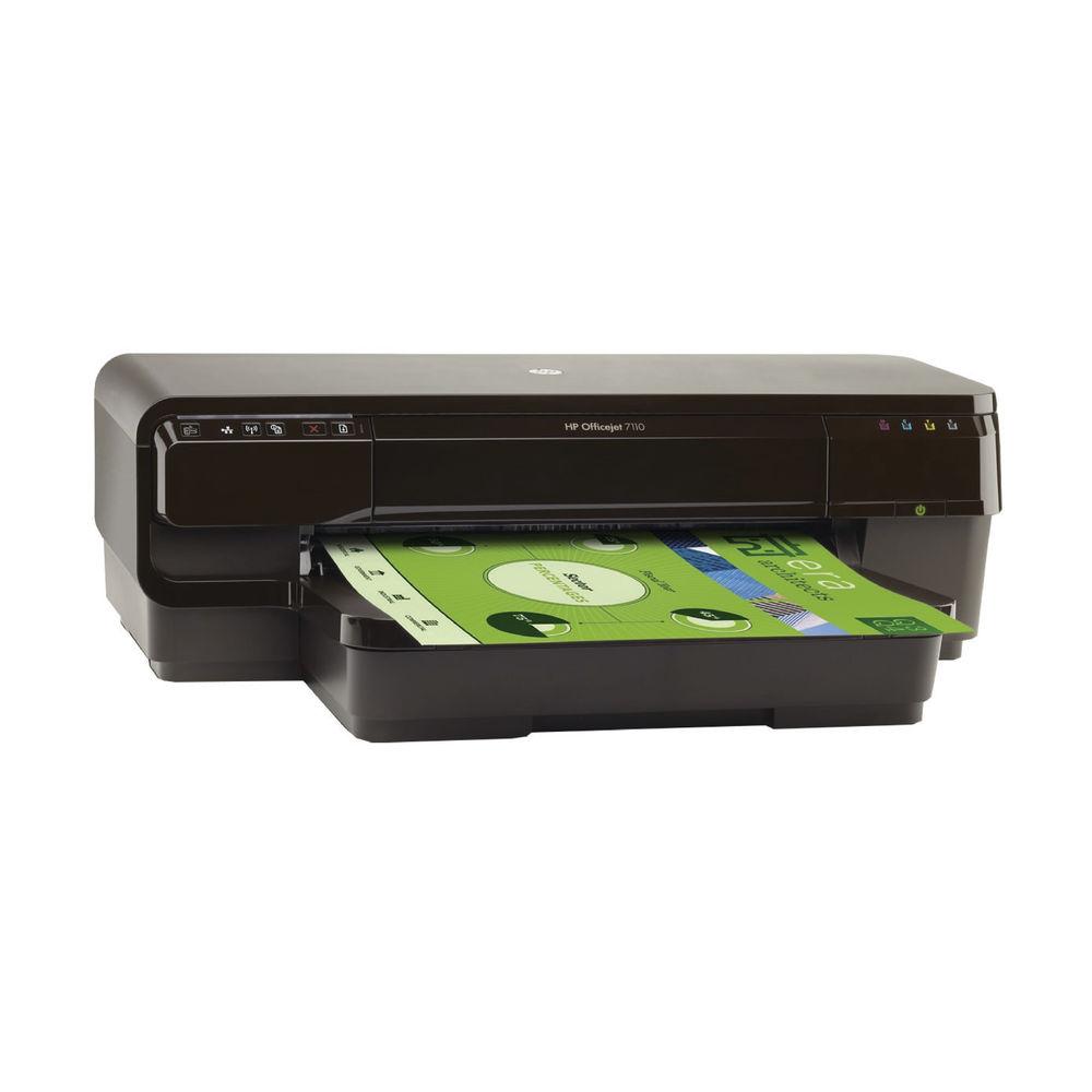 HP Officejet 7110 Wide Format ePrinter - CR768A