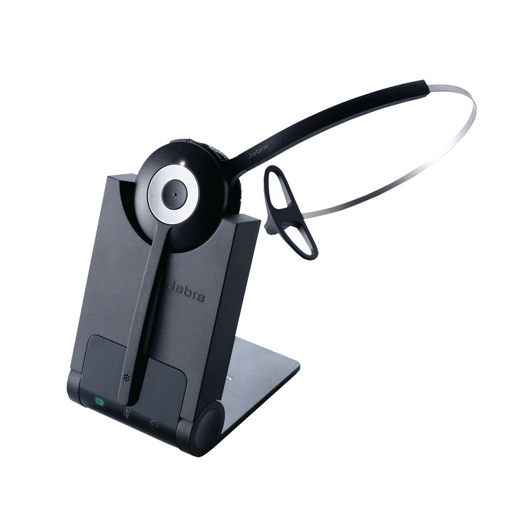 Jabra Pro 930 Mono MS Headset - 930-25-503-102