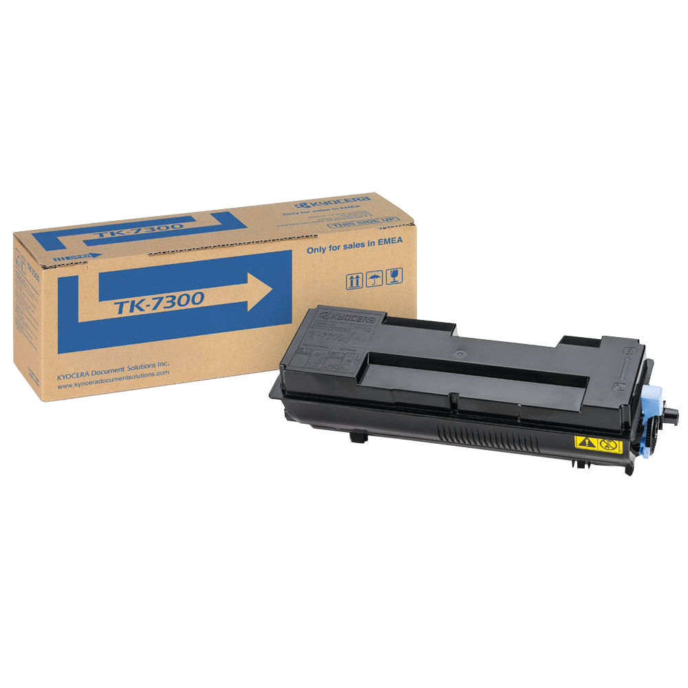 Kyocera Black TK-7300 Toner Cassette (15,000 Page Capacity)