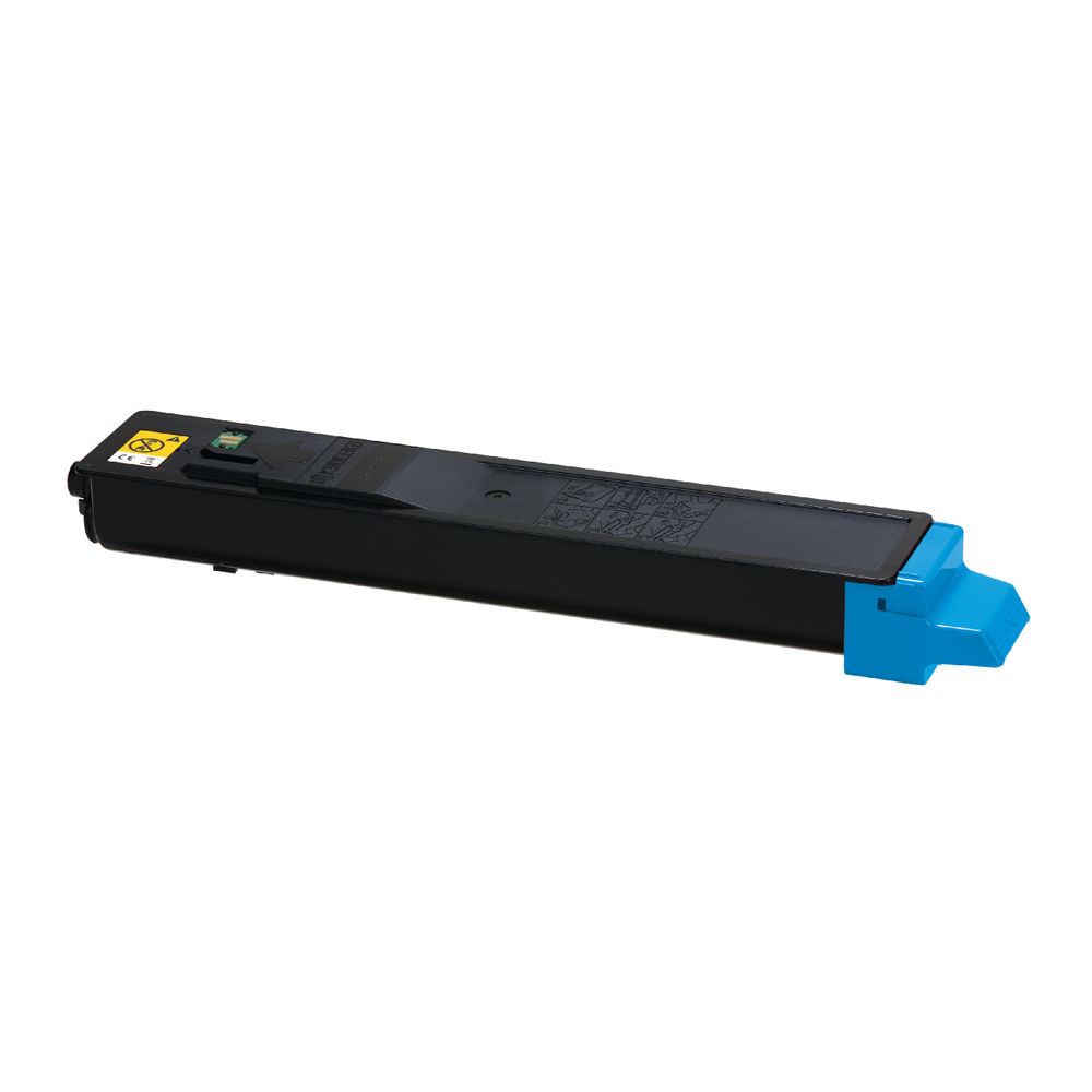 Kyocera Toner Kit for ECOSYS M8124cidn and M8130cidn Cyan TK8115C