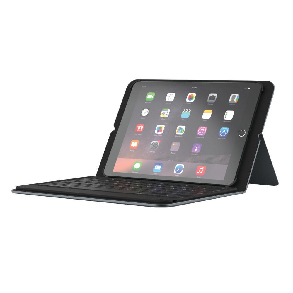 Zagg Messenger Case with Keyboard, Black, 9.7 Inch - T97BSF-BKU