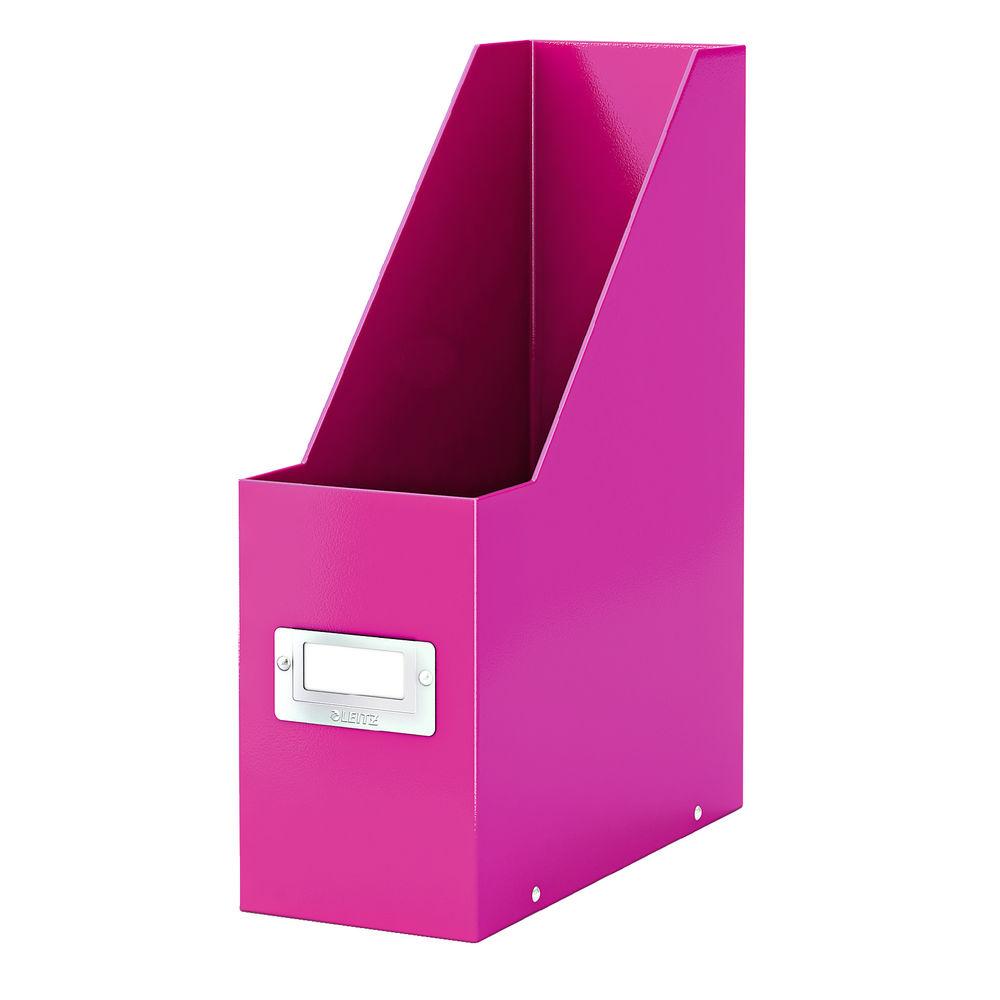 Leitz Pink Click / Store Magazine File - 60470023