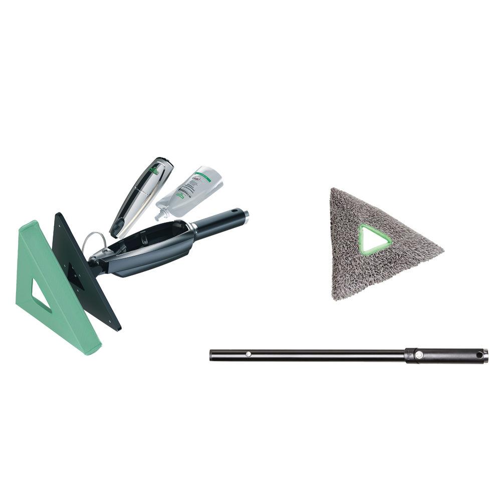 Unger Stingray Handheld Internal Window Cleaning Kit - SRKT2B