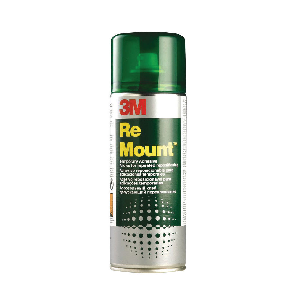 3M 400ml Remount Creative Spray - REMOUNT