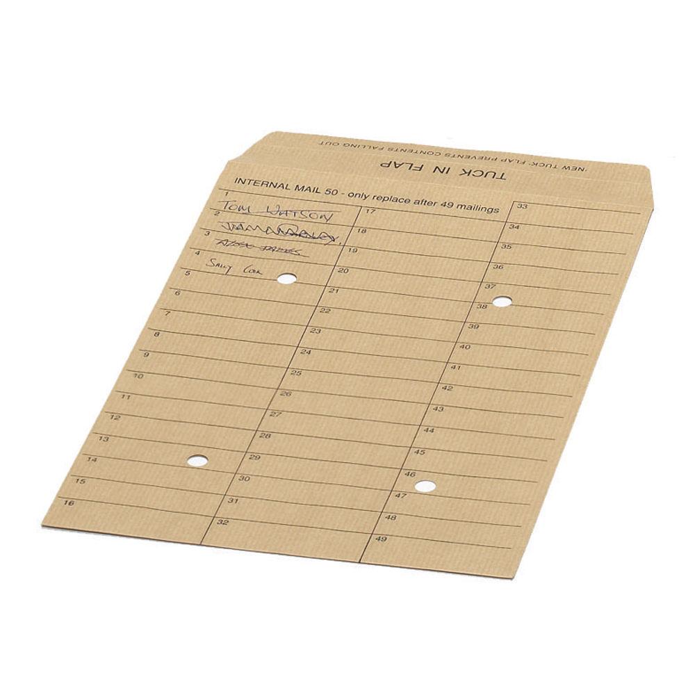 New Guardian C4 Internal Mail Envelopes 130gsm - 324mmx229mm - Pack 250 - A26310