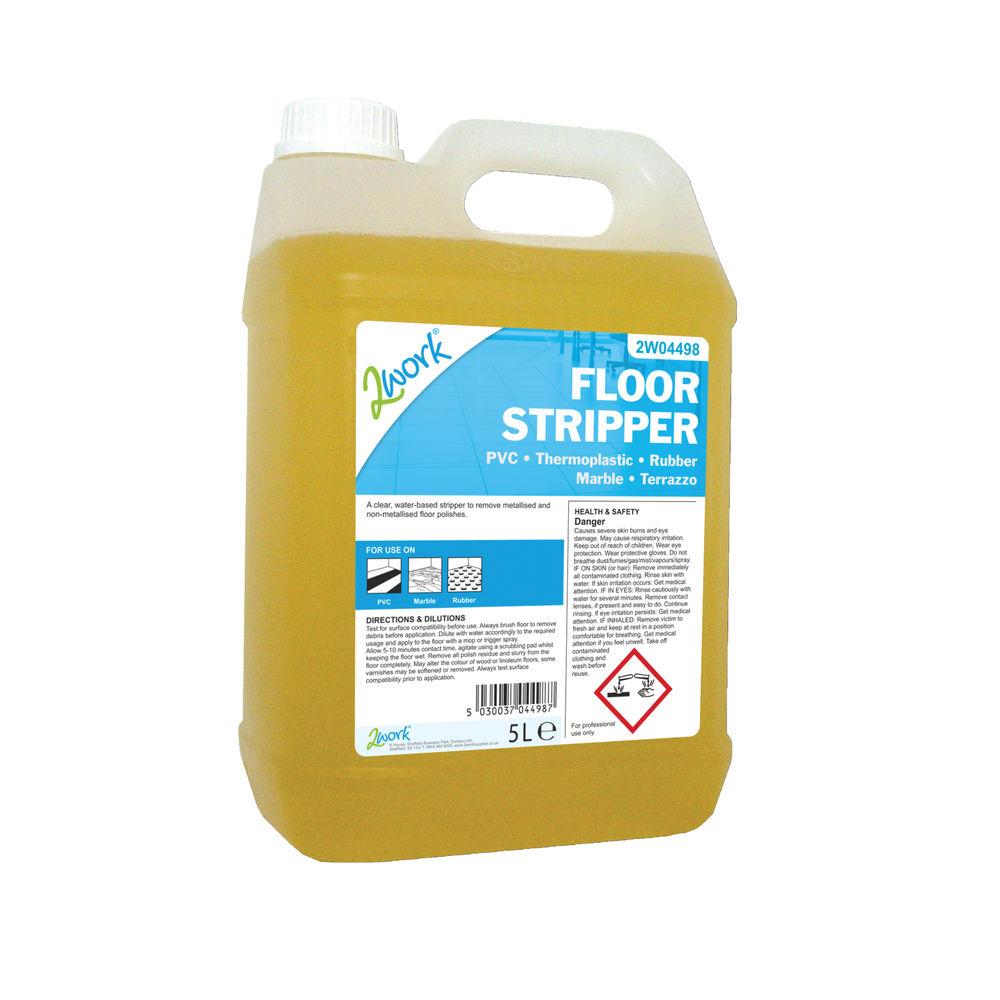 2Work Floor Stripper 5 Litre - 365