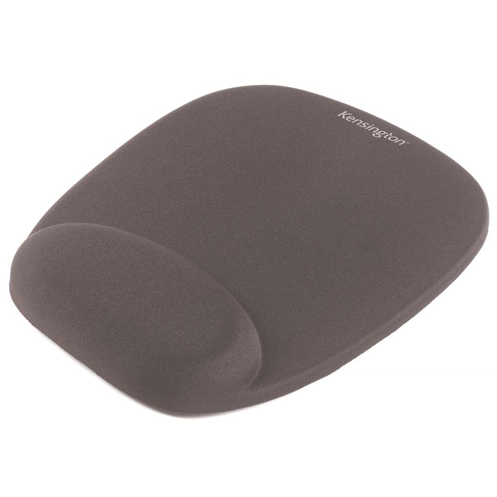 Kensington Black Foam Mouse Pad - 62384