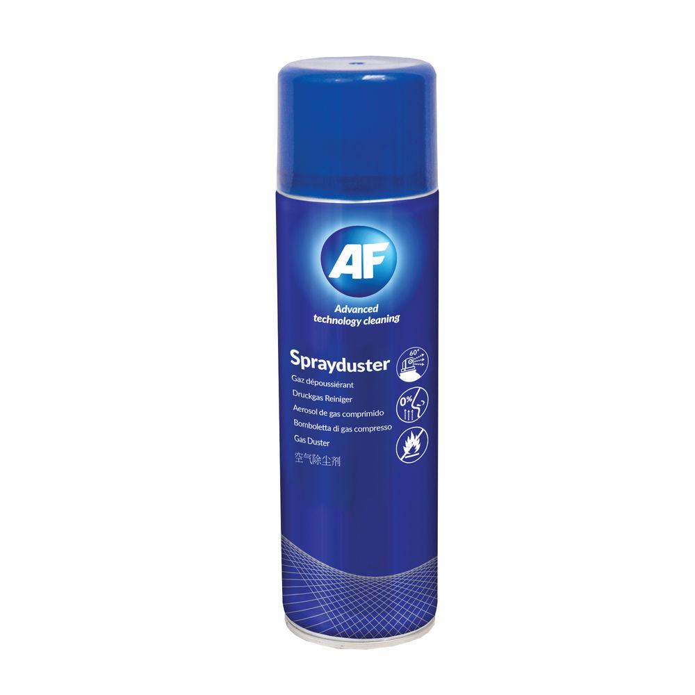 AF Sprayduster Duster 400ml, Non-flammable - ASDU400D