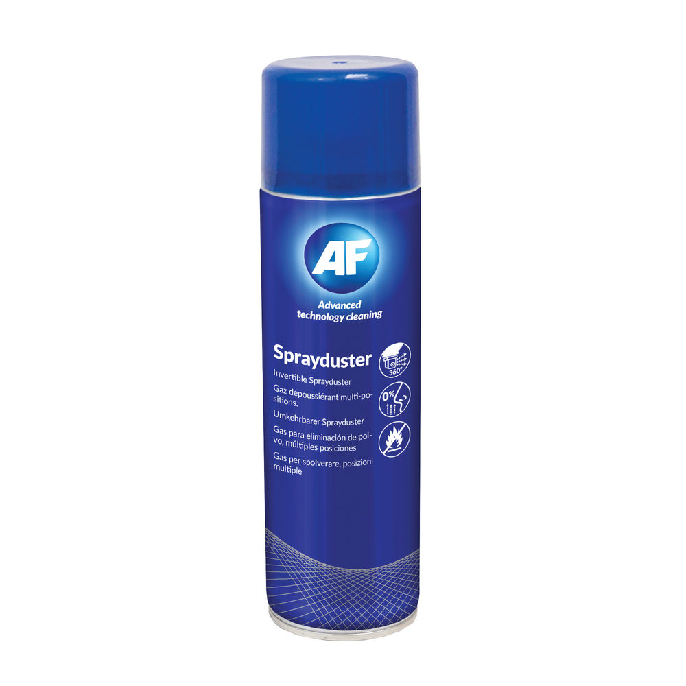 AF Invertible Sprayduster Duster 200ml, Non-flammable - ASDU200D