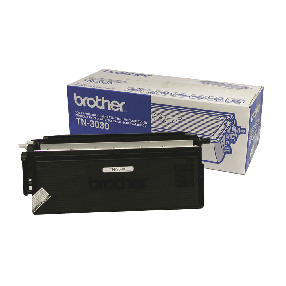 Brother TN3030 Black Toner Cartridge - TN3030