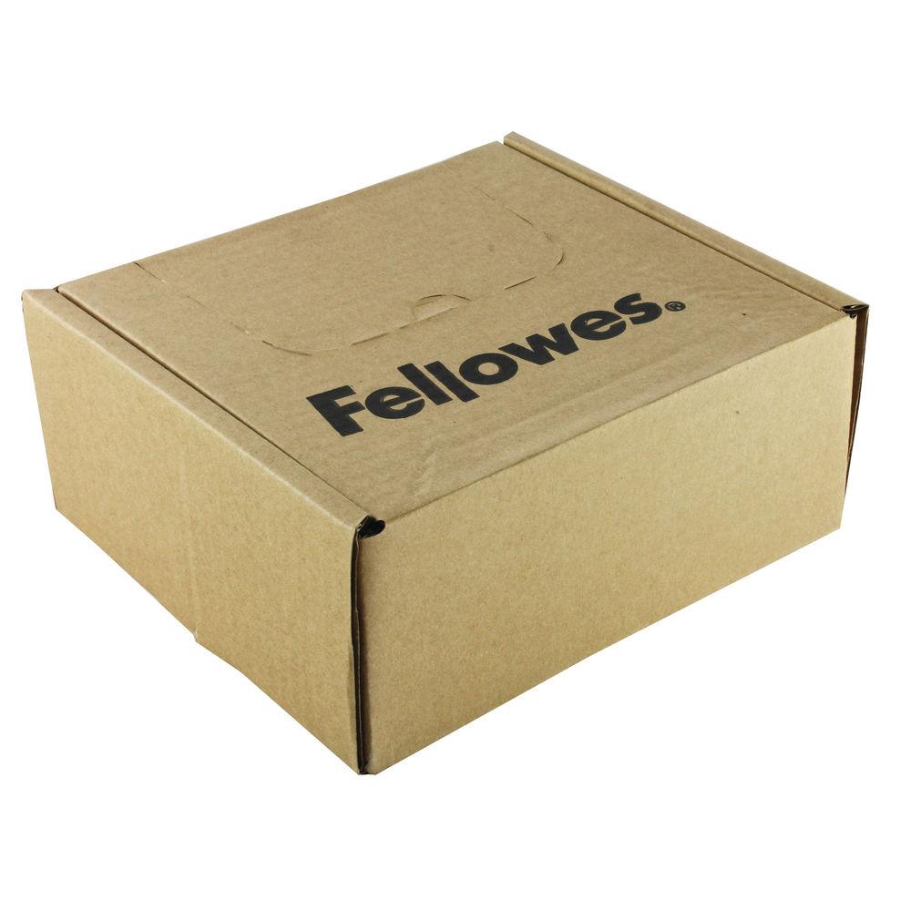 Fellowes Shredder Bags 38 Litre Capacity, Pack of 100 - 36052