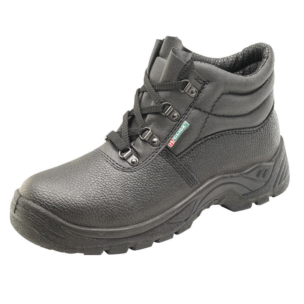 Size 7 Black Mid Sole D-Ring Boot - CDDCMSBL07
