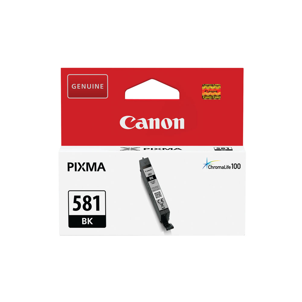 Canon CLI-581 Black Ink Cartridge 2106C001