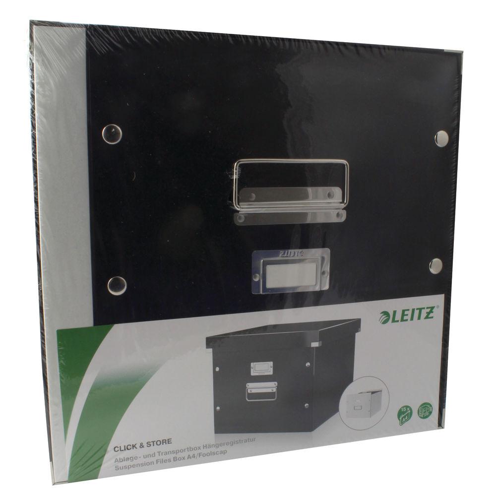 Leitz Click & Store A4 Suspension File Box - ES36650
