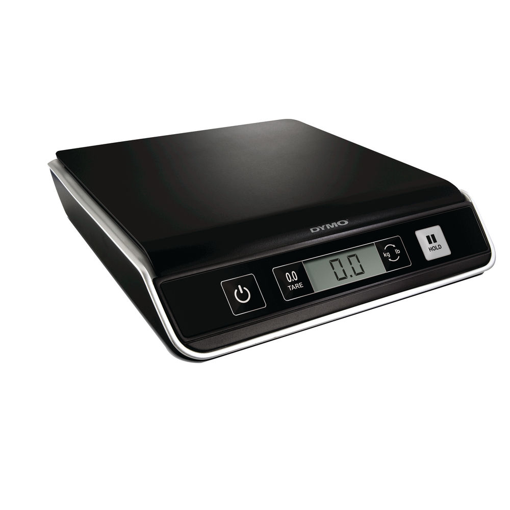 Dymo M5 Black Postal Mailing Scale, 5kg, S0929000