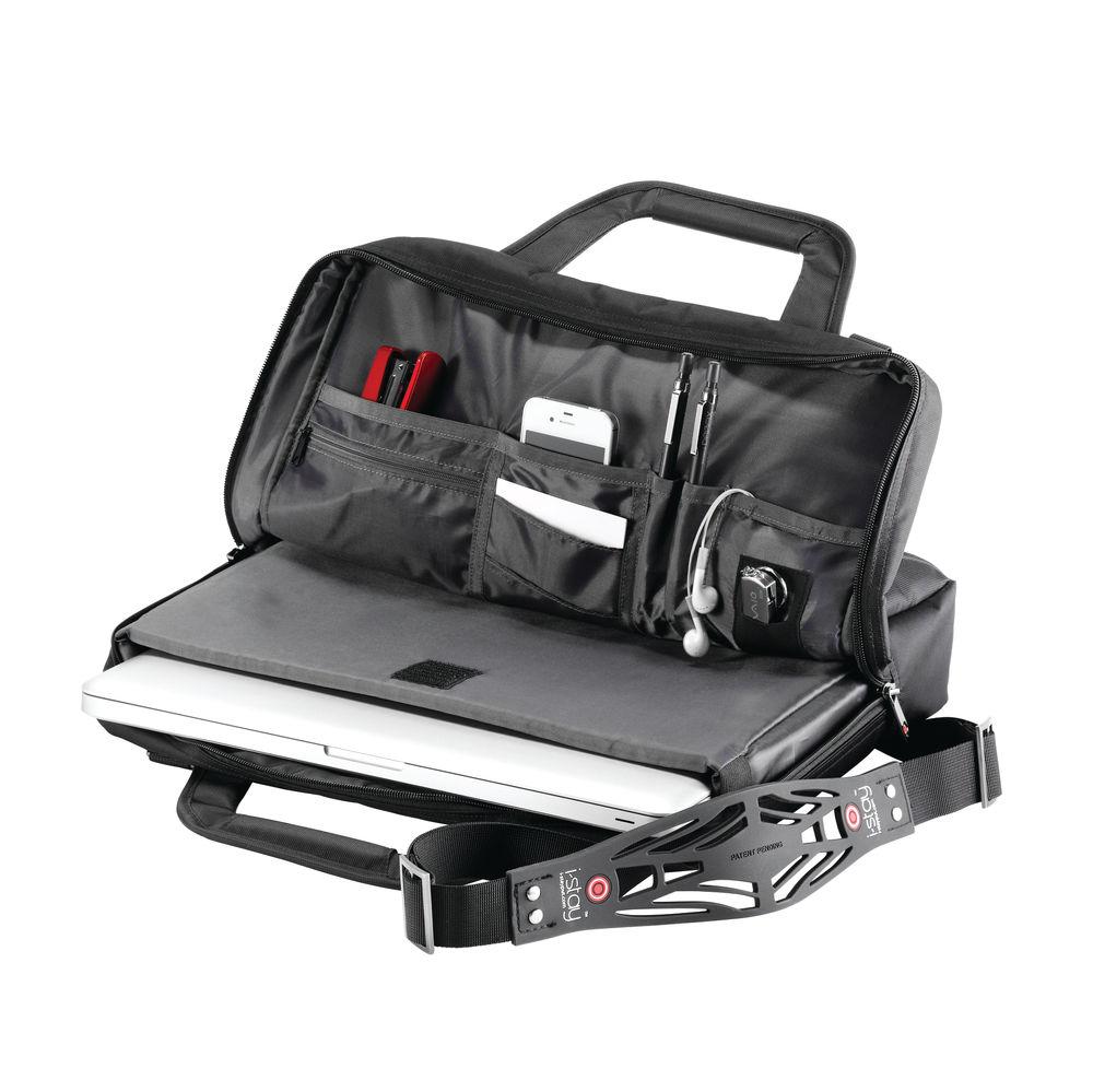 i-stay Slim Line Laptop Bag - W410 x D95 x H310mm - is 0102