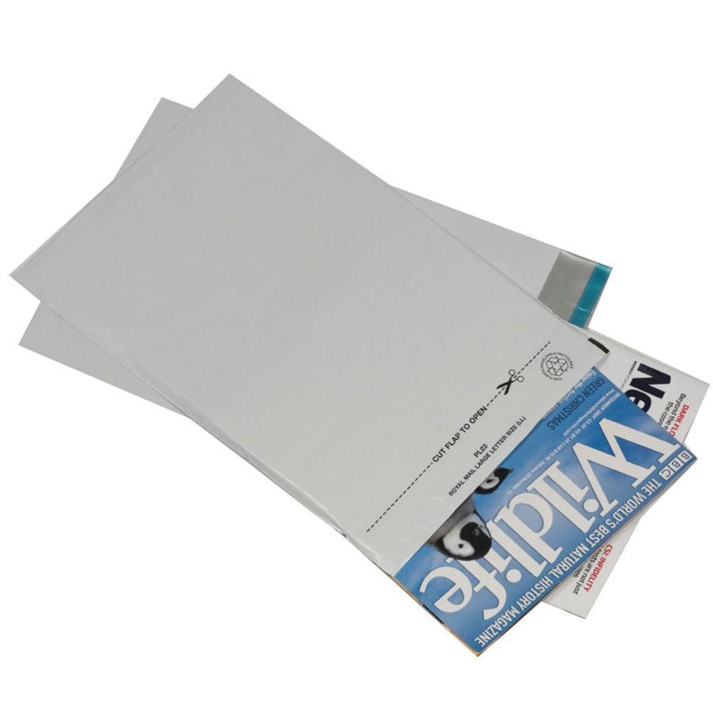 Go Secure Lightweight DX Polythene Envelopes (Pack of 100) – PB11126