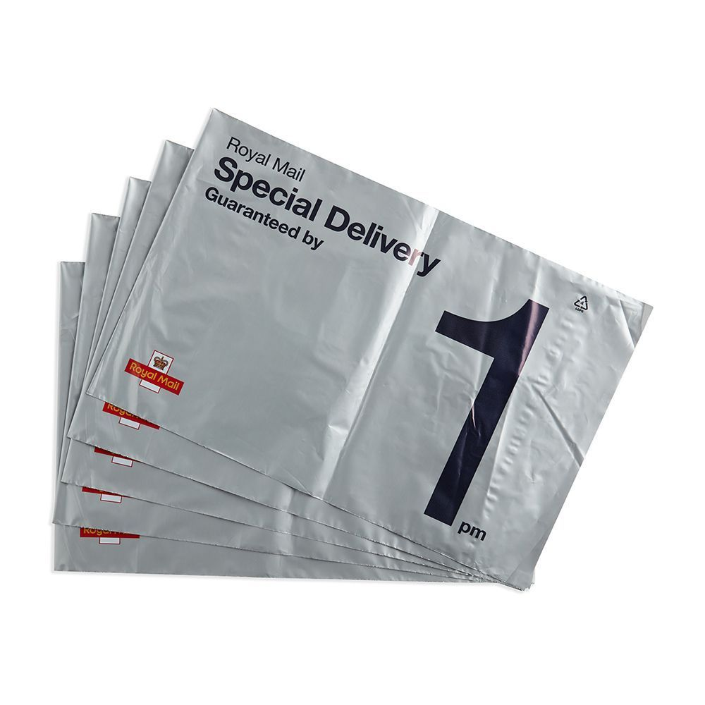 C4 Special Delivery Guaranteed by 1pm Envelopes - Pack of 5