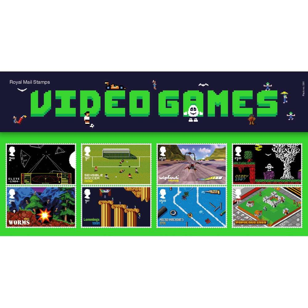 The Video Games Presentation Pack