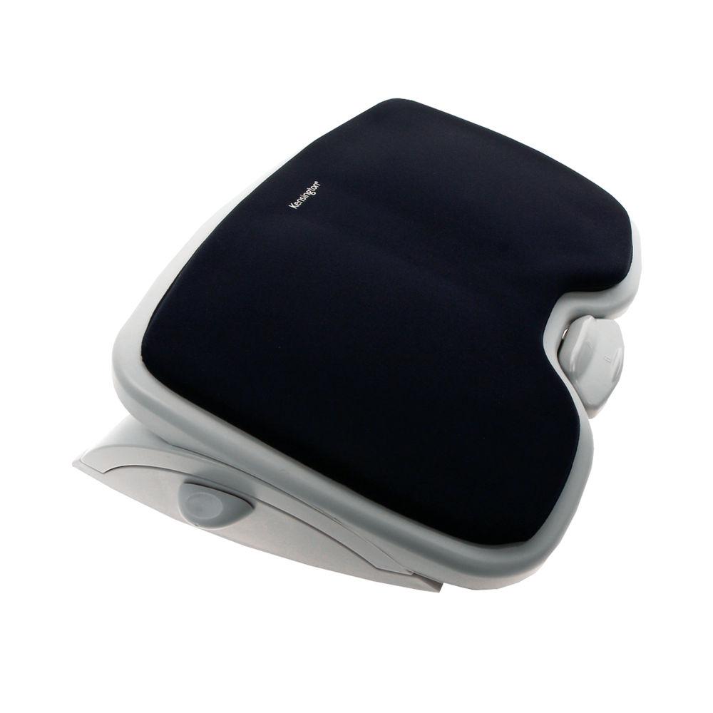 Kensington SoleMate Comfort Foot Rest Black/Grey 56153