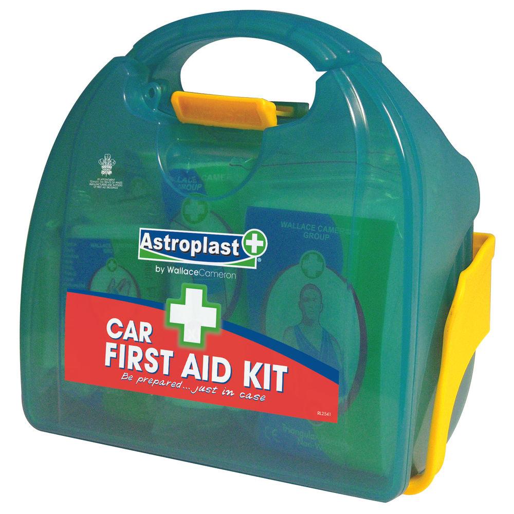 Wallace Cameron Vivo Car First Aid Kit - 1020158