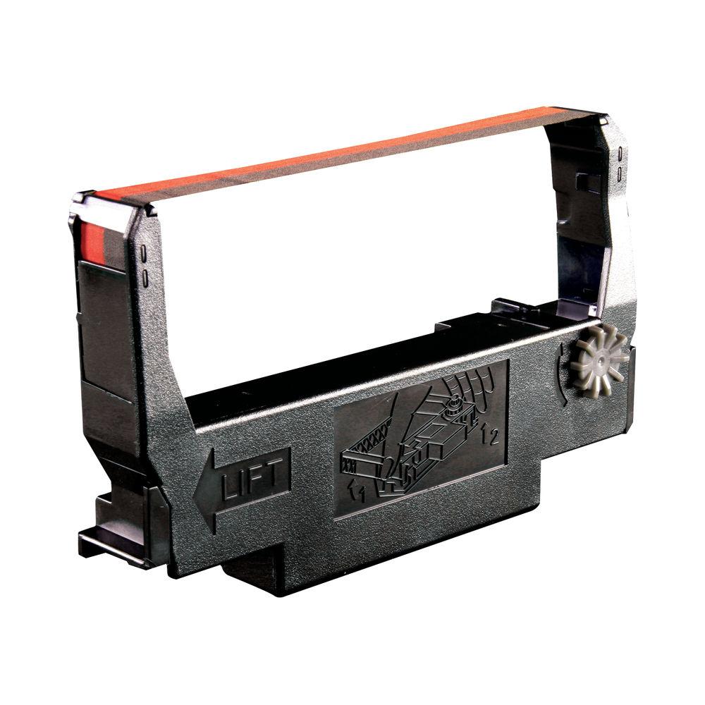 Epson ERC38 Red/Black Fabric Ribbon - C43S015376