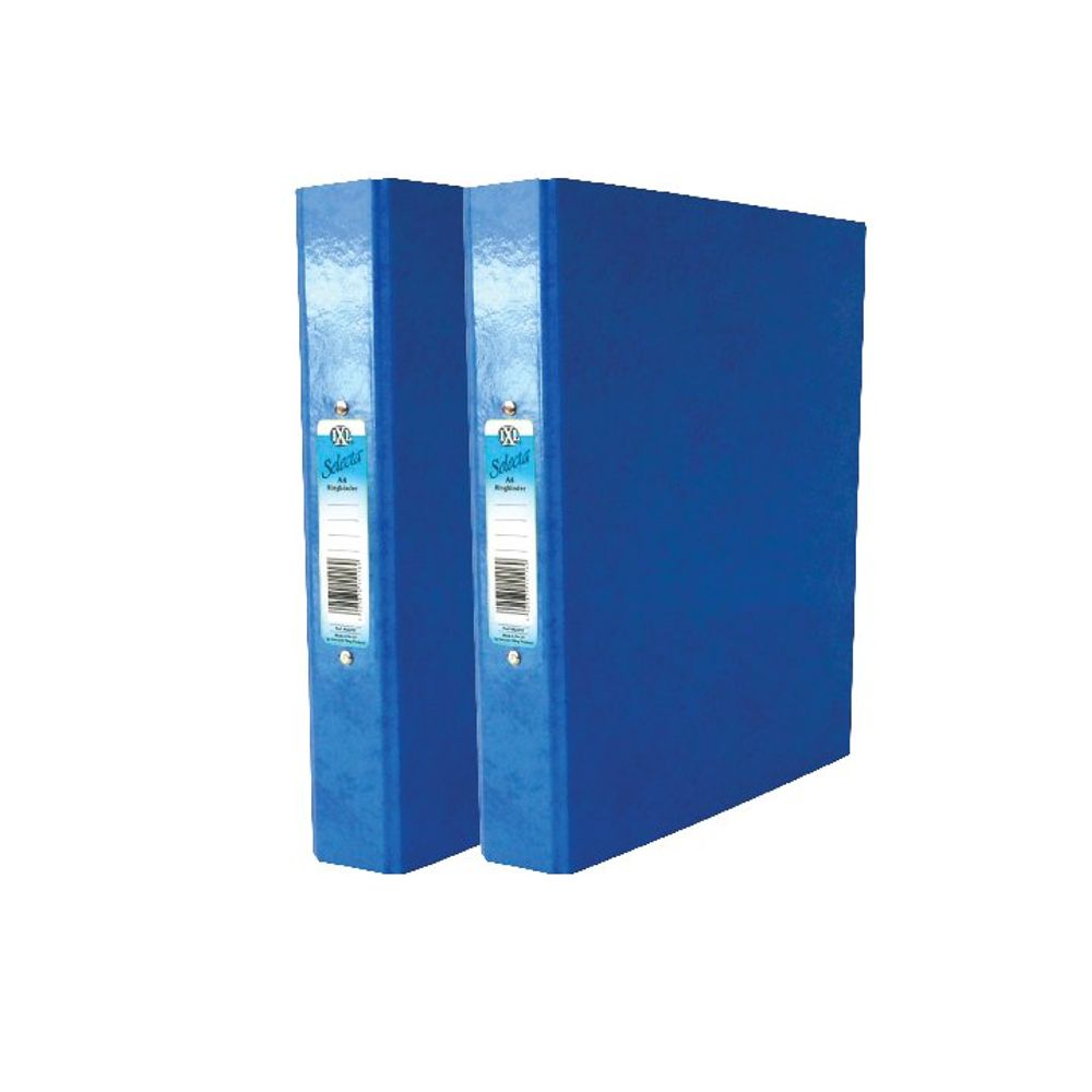 Concord IXL Ring Binder A4 Blue (Pack of 10) BOGOF JT816023