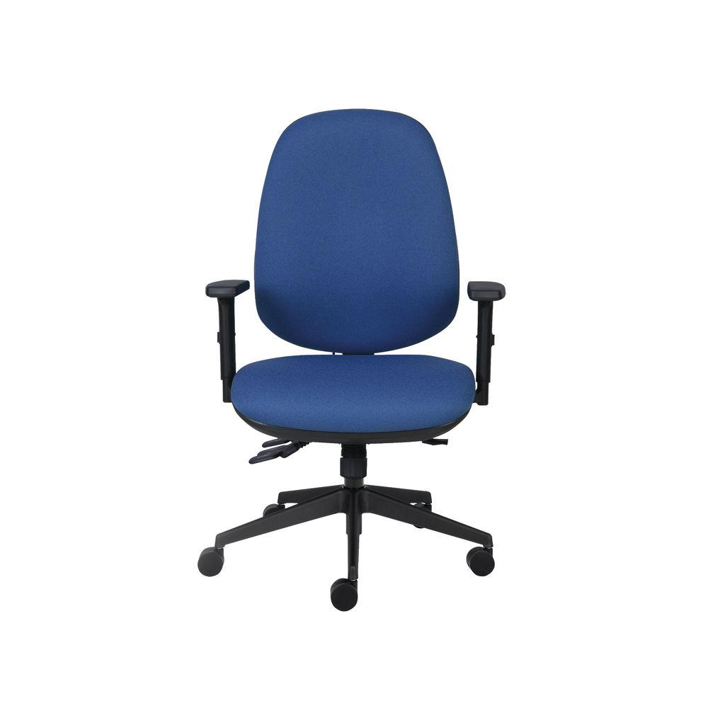 Cappela Rise Blue Posture Office Chair