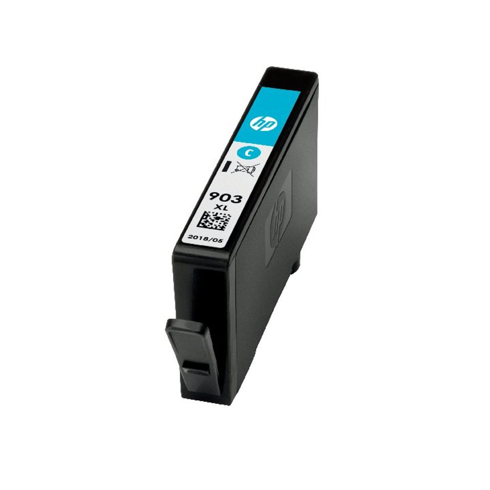 HP 903XL High Yield Ink Cyan Cartridge T6M03AE