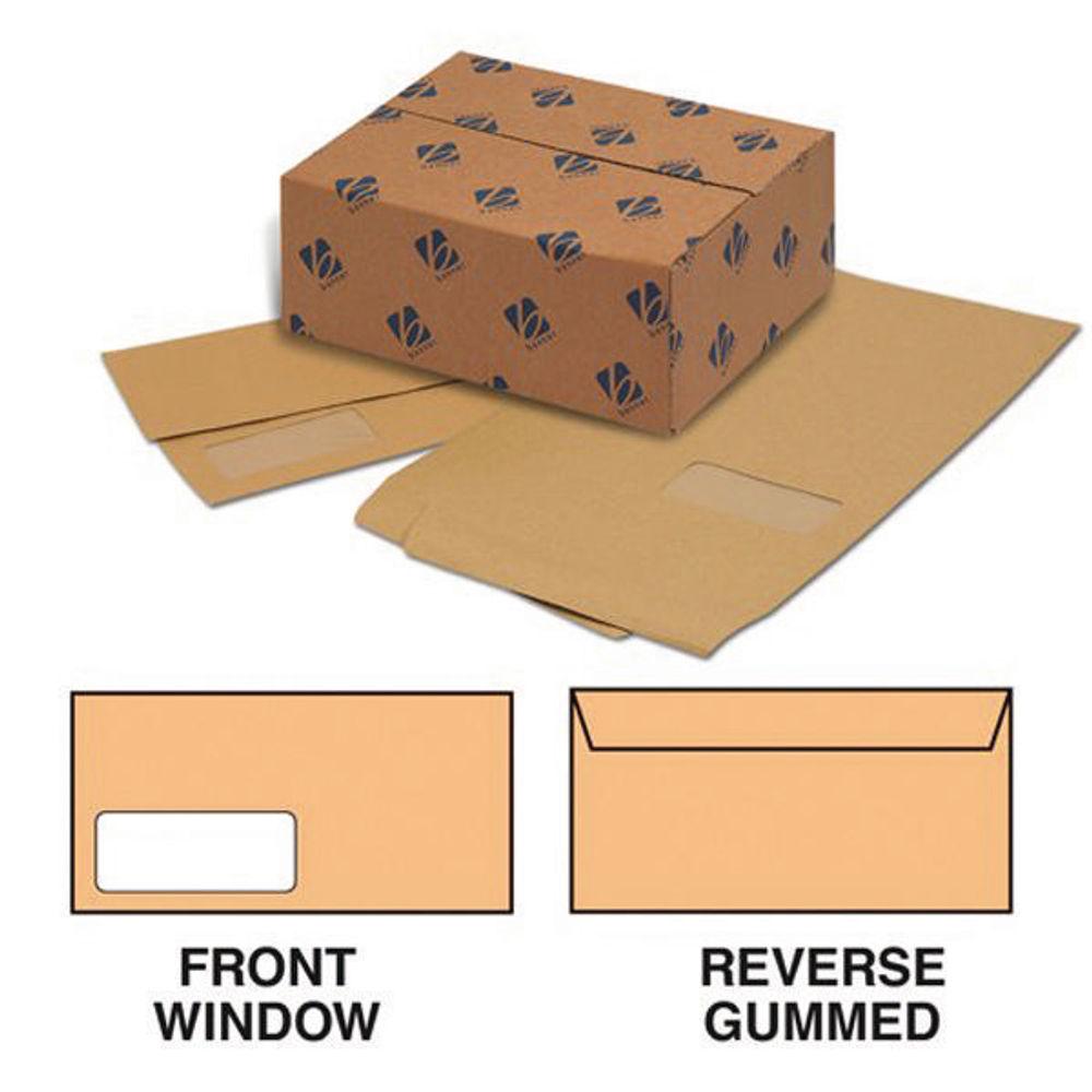 Manilla Mailer Envelopes (Pack of 1000) – 9012508