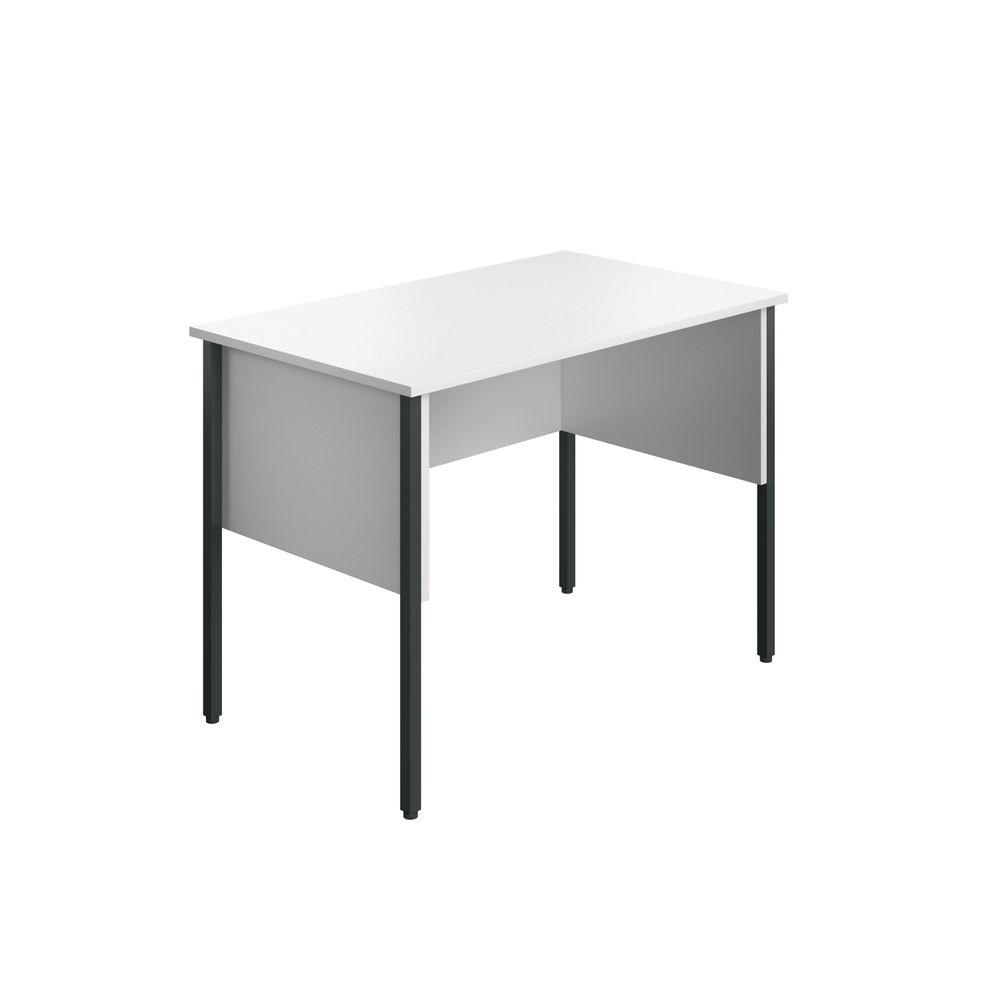 Jemini Eco 1000mm White Midi Homework Desk