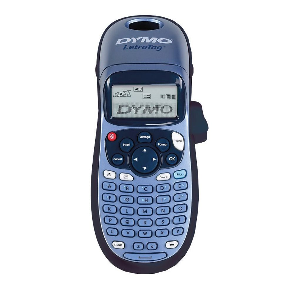 Dymo LetraTag LT-100H Label Maker - S0883980