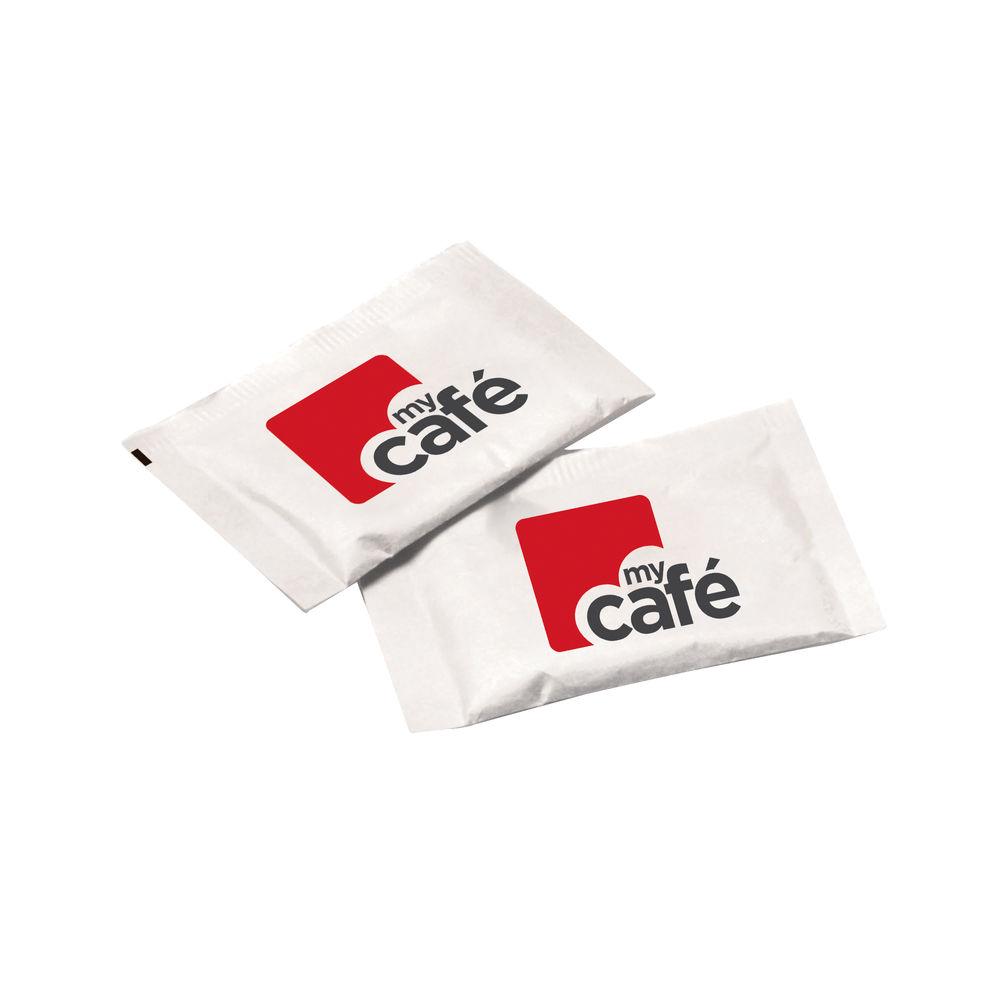MyCafe White Sugar Sachets (Pack of 1000) AU00377