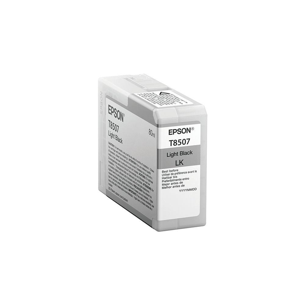 Epson T8507 Light Black Ink Cartridge - C13T850700