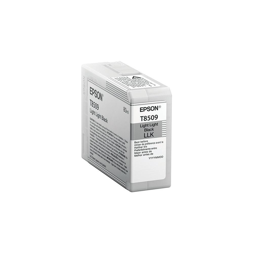 Epson T8509 Light Light Black Ink Cartridge - C13T850900