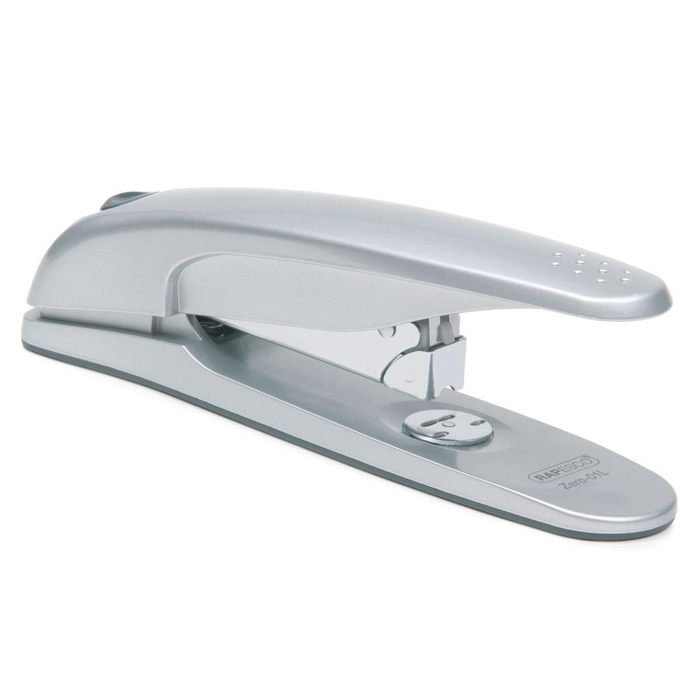 Rapesco Zero-01 Silver Stapler - HT00147