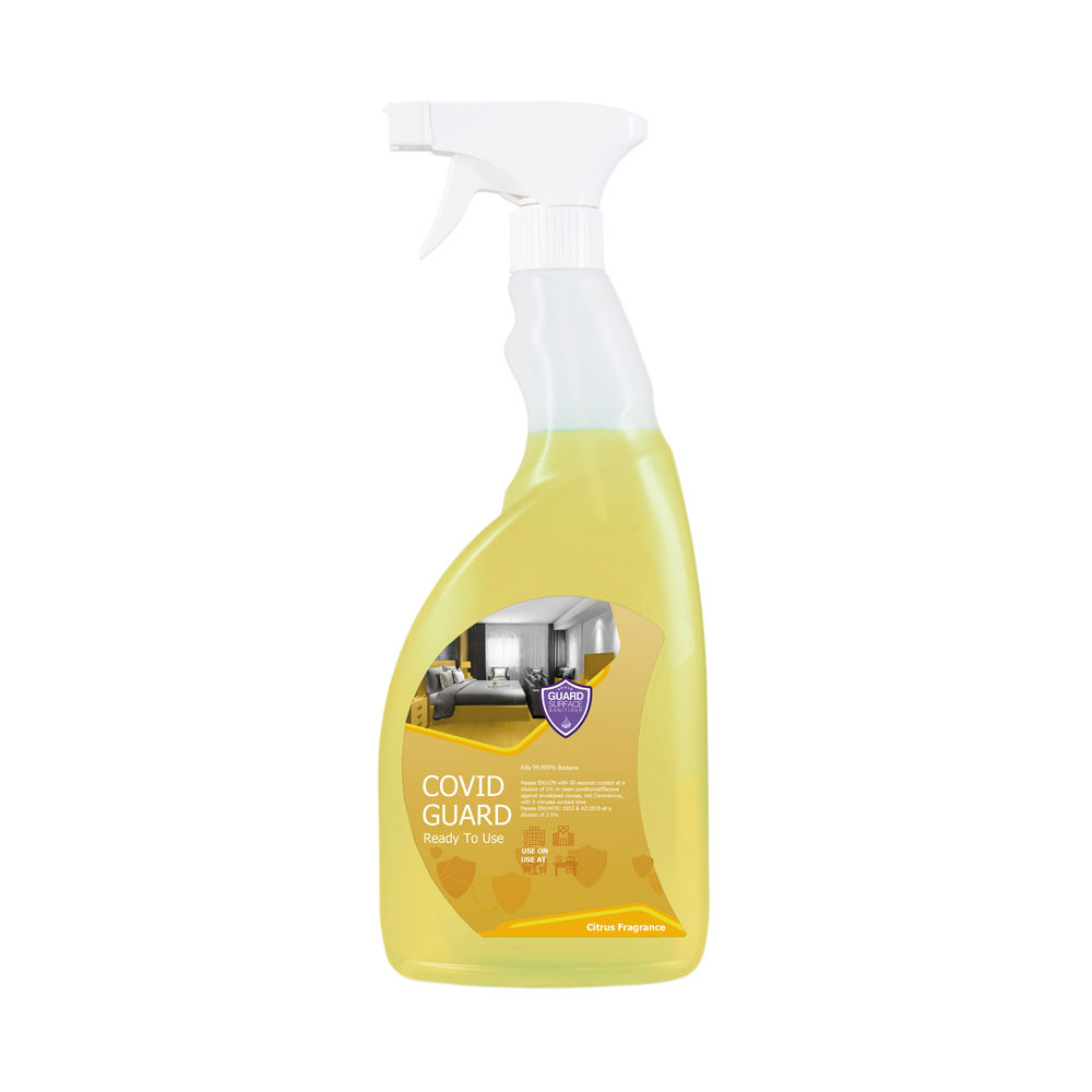 Virucidal Spray Fragranced 750ml (Pack of 6) CGV-F-RTU-6